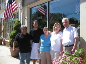 Leo, Stewart, Maria, Vicki, Rich Lange